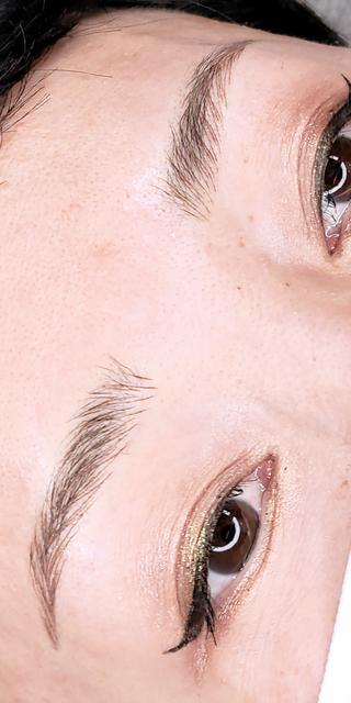 セルリアンタワーイセアクリニック(東京イセアクリニック渋谷院)のフェザリーブロウの症例写真(アフター)